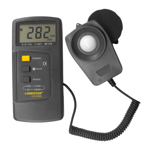 Digital Illuminometer