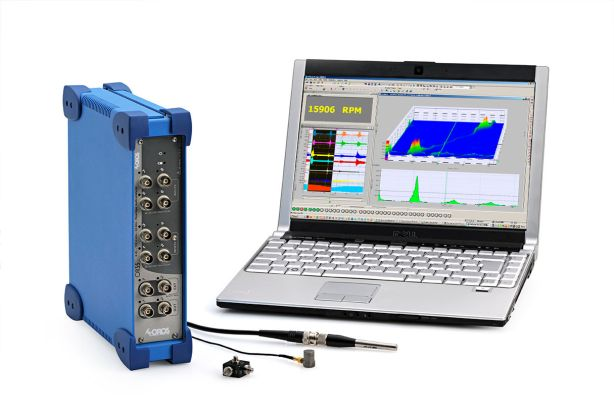 Noise and vibration analyzer