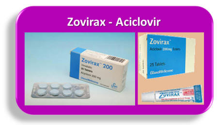Zovirax-Aciclovir
